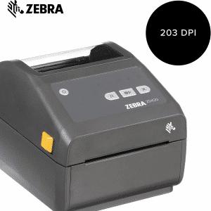 Zebra ZD420d Direct Thermal Desktop Printer 203 dpi Print Width 4 (USB)